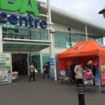 Product sampling with Jucee in Asda Supermarkets