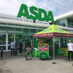 Product Sampling With Rowntree's in Asda Supermarkets