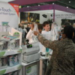 Product sampling Dettol No Touch