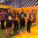Experiential Marketing Product Sampling Fulfil - London