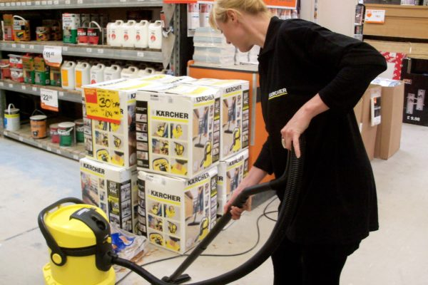 Experiential Marketing Product Demonstration Karcher Product Case Study