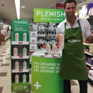 Plenish - In Store Sampling, Independents (3)