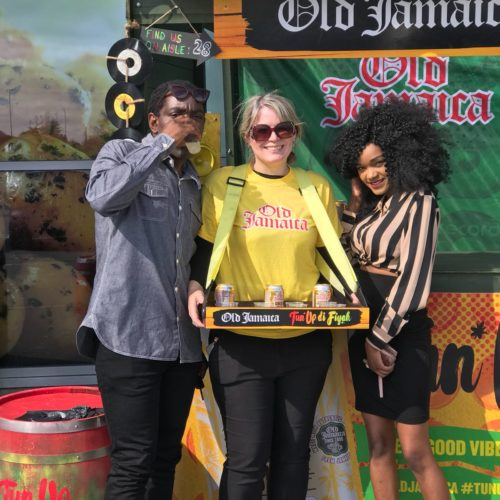 Experiential Marketing AND SUPERMARKET SAMPLING CAMPAIGN OLD JAMAICA
