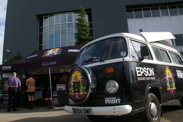 experiential Immersive Marketing production Sampling Epson 3D Projectors Case Study pop up cinema