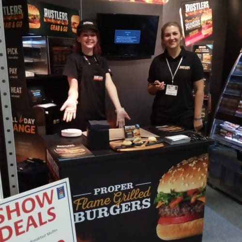 Exhibition staffing, exhibition stand design and experiential production