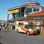 Sampling in Morrisons supermarkets with Yorkshire Tea