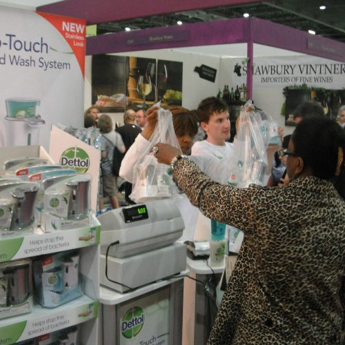 dettol-case-study-demonstration-ideal-home-show-2