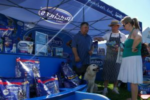 Butchers Pet Care - Experiential Marketing and Product Sampling at Outdoor Events