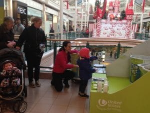 united-utilities-think-before-you-flush-case-study-retailtainment-Experiential marketing- Product demonstrations-and-engagement-shopping malls