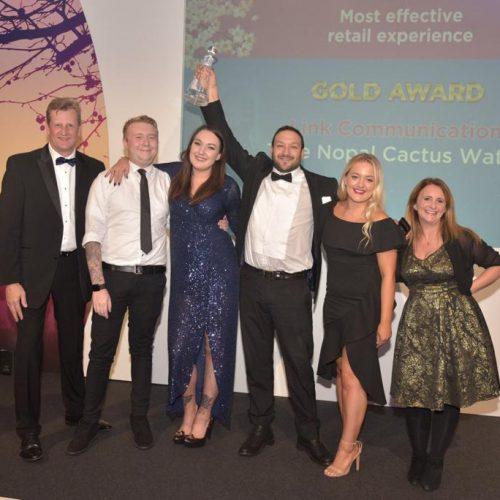 2019 Gold Award Winners - Link Communication