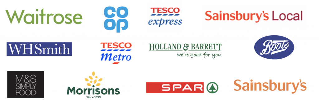 Which Retailer Will Be Your High Street Hero!?