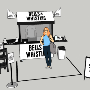 Bells & Whistles - Safe Sampling Stand (2)