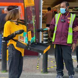 Fulfil - Safe Sampling Sainsburys Tesco, M&S, Co-op Suburban High Streets & Parks 000