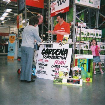 Gardena Case Study Covid Safe Demonstration Equipment