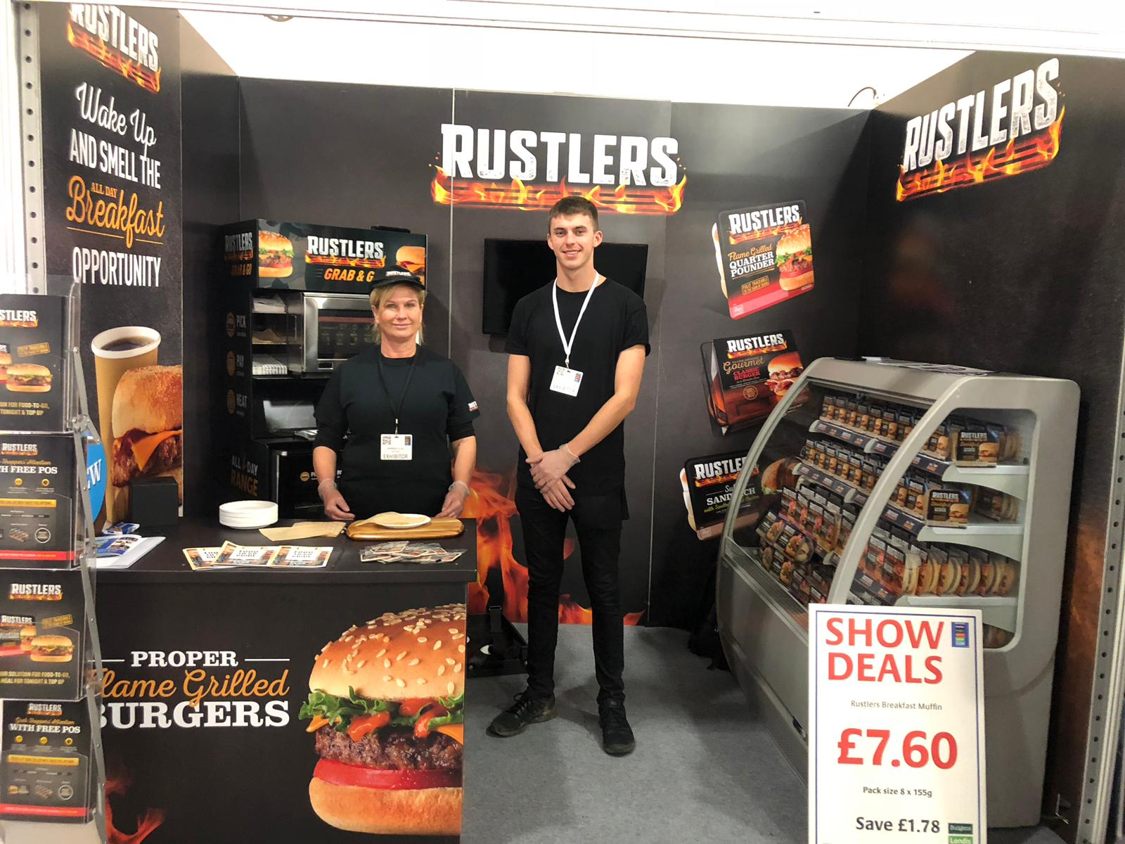 trade show staffing, shopper marketing, retail marketing agency, examples , promotion