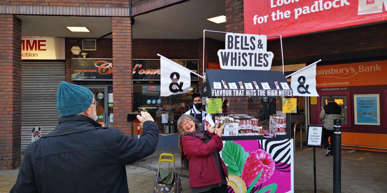 Bells & Whistles - Safe Sampling